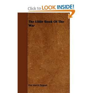 The Little Book Of The War (9781444669336): Eva March