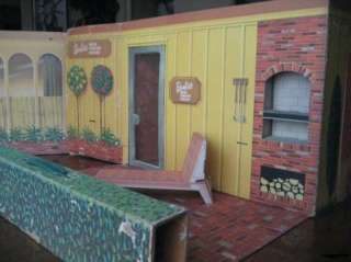 Barbie New Dream House Circa 1965 Not Complete Short Sale TLC