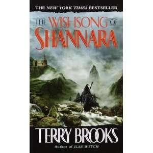 Wishsong of Shannara (9780345444622) Terry Brooks Books