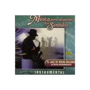 MUSICA PARA DESPERTAR LOS SENTIDOS JAZZ DE NUEVO ORLEANS  Music