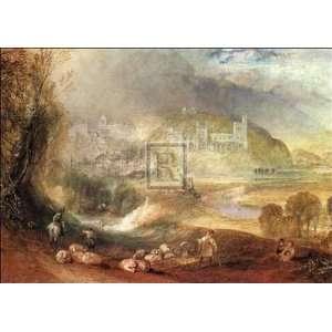 Joseph Mallord William Turner   ARUNDEL CASTLE