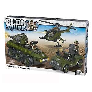 Blok Squad Ultimate   Army Military Brigade