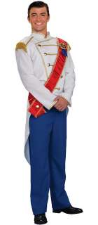 Prince Charming Costume  Disney & Storybook Costumes  HalloweenMart