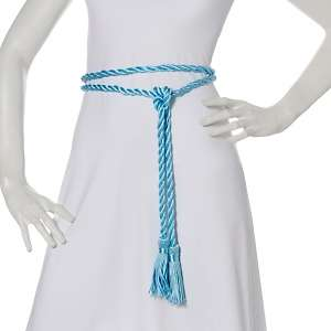 SCOOP BEACH Satin Rope Belt