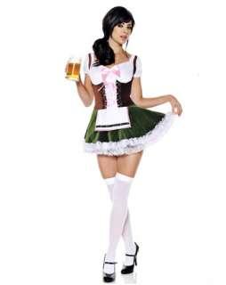 Sexy Beer Girl Adult Plus Costume