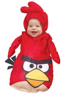 Game / Toy Costumes Angry Birds Costumes Angry Birds Red Bird Bunting