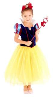 Girls Disney Princess Snow White Costume   Disney Costumes