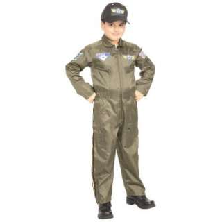 Halloween Costumes Air Force Fighter Pilot Toddler Costume