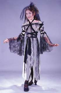 Black Widow Bride Adult Costume   Adult Costumes