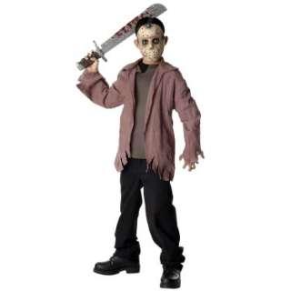 Halloween Costumes Friday the 13th Jason Child Costume