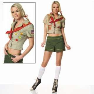 Camper Girl Adult Costume Ratings & Reviews   BuyCostumes