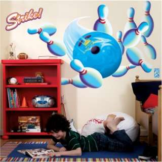 Bowling Giant Wall Decals   Costumes, 64570