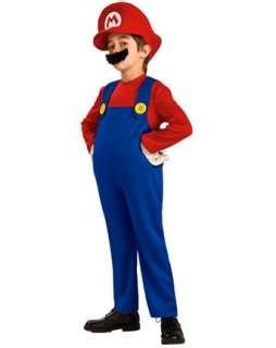 Kids Deluxe Super Mario Bros Mario Costume  Wholesale TV and Movie