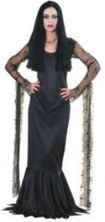 Addams Family, Morticia (Adult Costume)