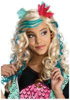 Monster High Lagoona Blue Child Costume for Halloween   Pure Costumes