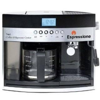 Mr. Coffee BVMC ECM22 Combination Steam Espresso and 10 Cup