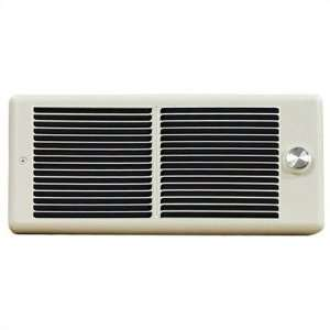 Fan Forced Wall Heater w/ Wall Box Power 6,826 btu / 8.3 amps / 2000w