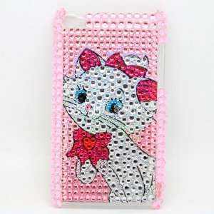 Bling Hard Case Cover Skin for Apple Ipod Touch 4 4g 4th Generation