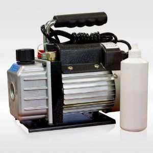 Vacuum Pump Rotary Vane 2.3 CFM 1/4 Hp R134a Hvac Tool Air