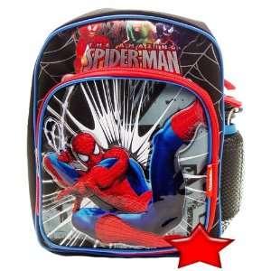 Marvel Spiderman Toddler Mini Backpack/Lunch Bag Toys & Games