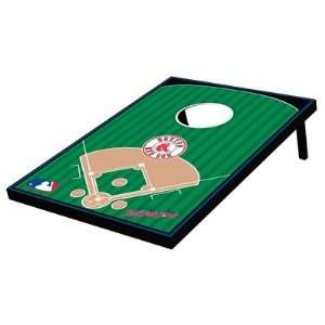 Boston Red Sox Baseball Bean Bag Toss Game