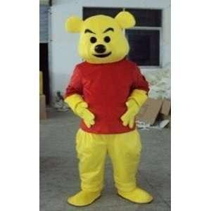 Cute bear cartoon Character Costume Toys & Games