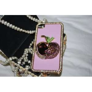 Imprue Luxury 3D Diamond Bling Crystal Rhinestone Hard Cover