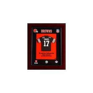 Edwards   Cleveland Browns NFL Limited Edition Original Mini Jersey