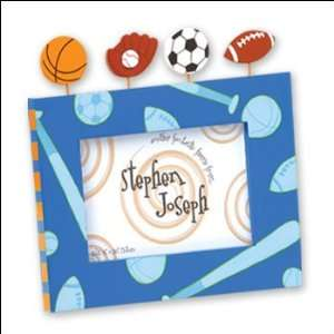 Sports Foto Friends Picture Frame: Baby