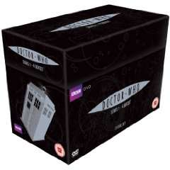 Complete Series One to, Doctor Who   Complete Series 1 4   23 DVD Box