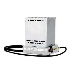 Universal Heaters 25,000 BTU Liquid Propane Convection Heater