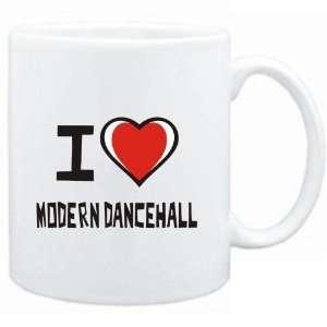 Mug White I love Modern Dancehall  Music