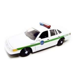 Crown Victoria Border patrol Car 1/24 Diecast Model Everything Else