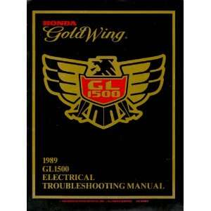 1989 Honda Gold Wing GL1500 Electrical Troubleshooting
