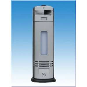 3Q ELECTROSTATIC AIR PURIFIER WITH UV & CHARCOAL FILTER, IONIC CLEANER