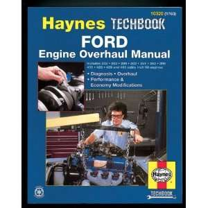 Ford V8 Engine Overhaul Manual (Haynes Manuals) [Paperback