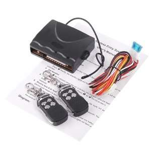 com Car Remote Central Lock Locking Keyless Entry System with Remote