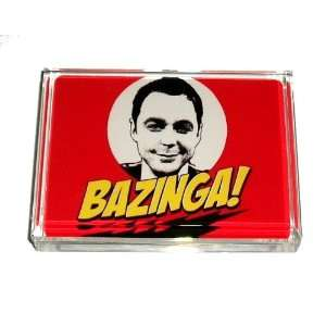 Sheldon Cooper Acrylic Executive Desk Top Paperweight: Everything Else