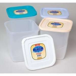 Deep Square 5Qt Food Storage Container Case Pack 48