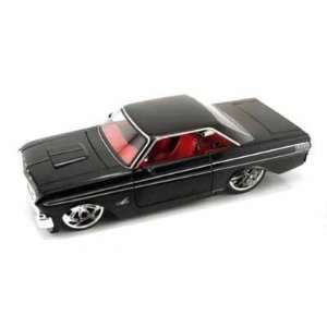 1964 Ford Falcon 1/24 Mass W/Shelby Rim Black Toys