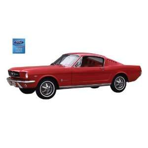 1965 Ford Mustang Fastback Toys & Games