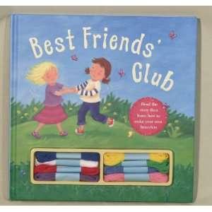 BEST FRIENDS CLUB (9781405476034) BECKY BROOKES Books