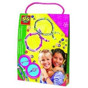 SES Creative Friendship Bracelet Kit Toys & Games