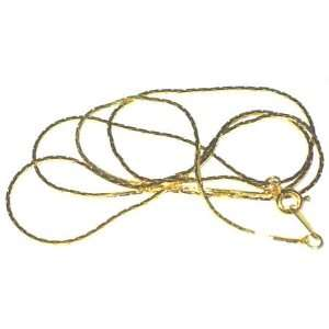 Gold Tone Chain 24 Mens Womens Jewelry Jewelry