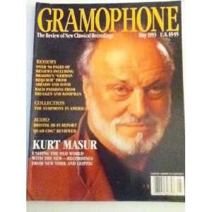 Gramophone (The Review of New Classical Recordings : North