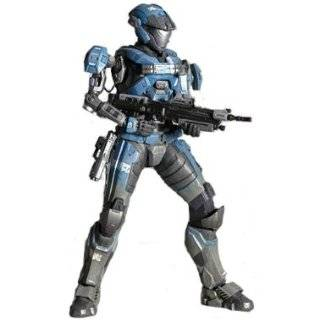 Halo Reach Square Enix Play Arts Kai Series 2 Action Figure Lieutenant