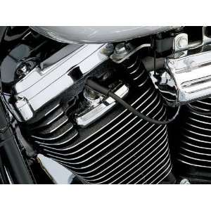 Plug / Head Bolt Covers For Harley Davidson Big Twin Evo Automotive