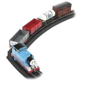 Thomas Fun with Freight Train Set, HO Scale (Trains) Toys & Games