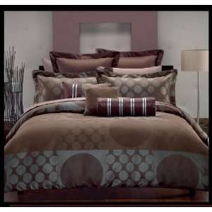 9PC Bed in a Bag By Royal Hotel Collection  Home & Kitchen