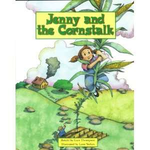 Jenny and the Cornstalk Corn/An American Indian Gift
